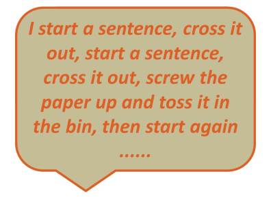 Start a sentence v2
